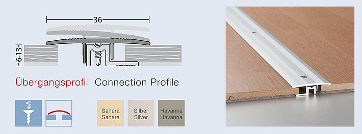 Junction Profiles